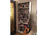 Ikea Billy white bookcase
