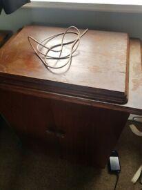 Treadle singer 127 sewing machine