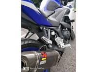 2016 Yamaha R3 Motorcycle ABS - A2 LICENCE COMPATIBLE