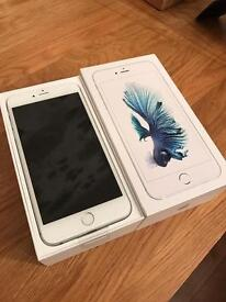 Brand new iPhone 6s Plus on o2