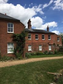 Flat to rent in large Manor House in Swaffham