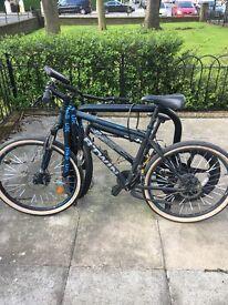 B-Twin Rockrider 500 Mountain Bike (7-months old)