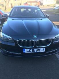 BMW 520D (61 Plate) 2011 Manuel