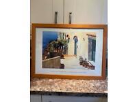 Ilana Richardson framed poster print
