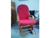 Nursing Chair (Glider) / Rocking Chair