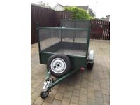 6x4 Car Trailer for sale