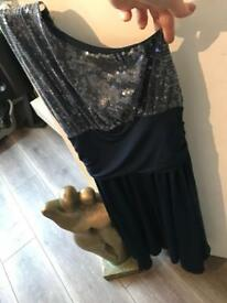Bohoo dress uk 8