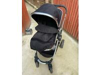 Mothercare journey 3 in 1 travel system