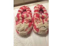 Bagpuss heat up slippers