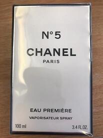 Chanel No 5 perfume brand new in box
