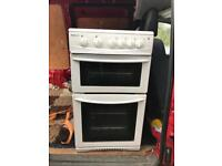 Beko 50cm Wide Fan-Assisted Electric Cooker... ** DELIVERY AVAILABLE **