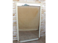 Shabby chic Mirror Large (Delivery possible)