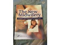 The New Midwifery: science and sensitivity in practice, by Lesley Ann Page