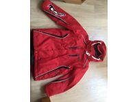 Boys ski jacket