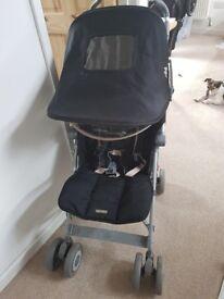 Maclaren techno XLR stroller/pushchair