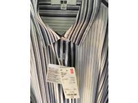Uniqlo shirt dress size small