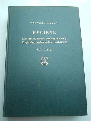 Nachlass Apotheker Hygiene 1949 Bakteriologie Biologie Eugenik Medizin Arzt