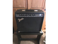 "Fender FM65R 65 Watt 1x12"" Speaker Guitar Combo Electric Solid State Amplifier"