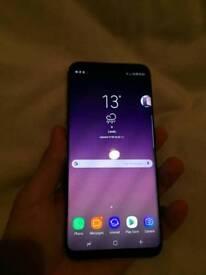 Samsung Galaxy s8 plus grey 64gb brand new