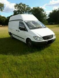 Mercedes Vito 109 cdi high roof.