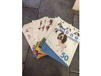 The Dog Collection Magazines