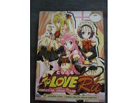 To Love Ru Season 1 & Season 2 + OVA's
