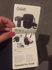 Lowepro 70 case camera