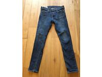 Men's jeans by Hollister. Worn once only. As new.