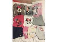 2-3 years Minnie Mouse bundle - great condition- mostly H&M -£15- Cv3 cheylesmore