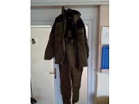 Korum XL Storm Suit
