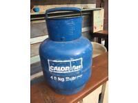 Calor 4.5 kilo butane bottle