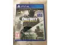 Call of Duty: Infinite Warfare - Legacy Edition with Modern Warfare Remastered - (New)