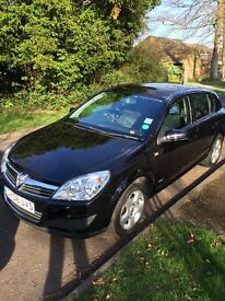Astra only 33000 miles FSH just serviced last week and NEW MOT