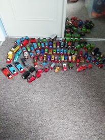 Thomas tank engine trians