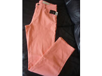 BNWT ladies trousers, size 42, stretch, slim fit.