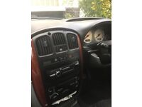 Chrysler grand voyager 2.8crd auto 97800 miles,2owner,