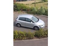 VW Golf - incredibly low mileage