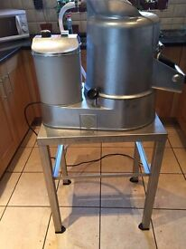 Potato Peeler/ Rumbler Electrolux CD8 on Stand Superb Condition Hardly Used