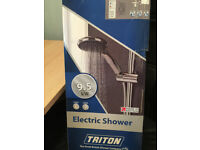 Triton 9.5kw electric shower