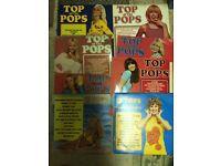 TOP OF THE POP'S LP'S