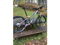 Giant trance mountain bike 2016 (not cannondale cube,orange, nukeproof, Scott, trek