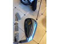 Taylormade/Nike clubs and bag