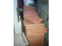 Tiles Sandtoft, red, 100 pcs. (2m2)