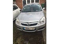 Vauxhall vectra,2006,850000 miles, for sale