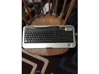 USB computer keyboard