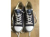 Canvas Shoes 6.5