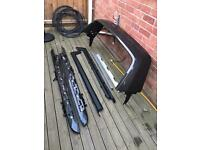 Ford Ranger Wildtrak Rear Spoiler
