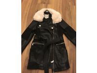 Girls river island jacket age 6