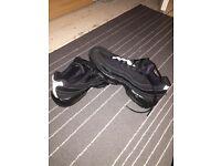 Nike air max 95 black and anthrisite/black uk 8