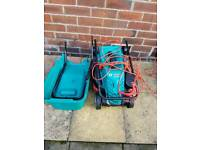 Two BOSCH Rotax 32R AND 34R LAWNMOWERS